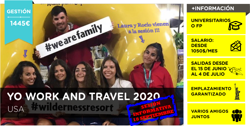 Work and Travel 2020